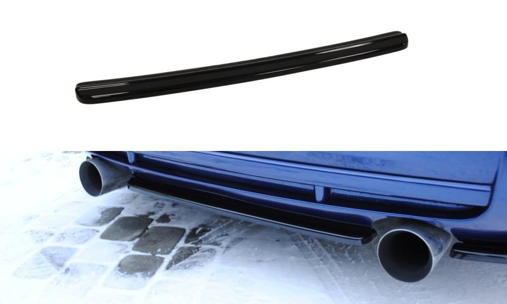 Splitter Tylny Środkowy Toyota Celica T23 Przedlift - GRUBYGARAGE - Sklep Tuningowy